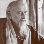 Lama Anagarika Govinda, der Ordensgründer